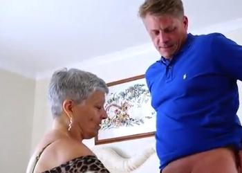 Esta abuela ha vuelto a sentir un orgasmo después de años de sequía