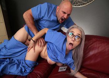 Enfermeros aprovechan el descanso para echar un buen polvazo